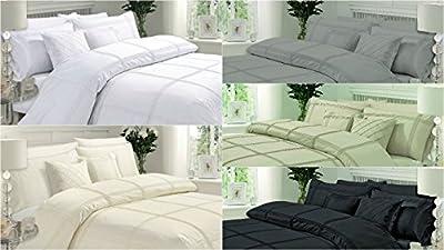Luxury Quality HAMLET Duvet / Quilt Cover & Pillowcases Bedding Set – Signature Range - inexpensive UK light store.