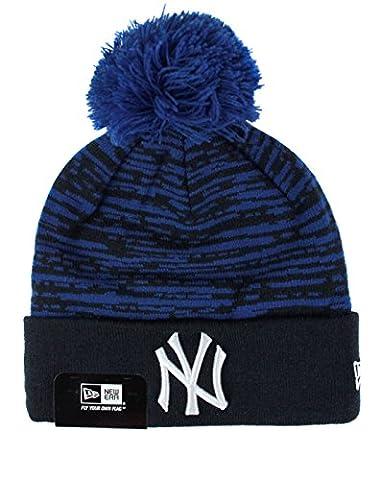 Unisex-Adulte - New Era - New York Yankees - Beanie