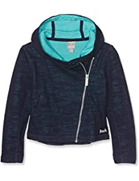 Bench Bonded Hoody, Sweat-Shirt à Capuche Fille