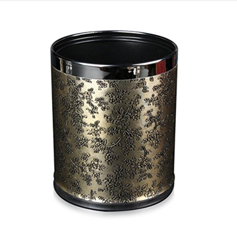 mulleimer-edelstahl-mulleimer-wohnzimmer-hotelburo-papierkorbe-doppelschicht-mulleimer-gold