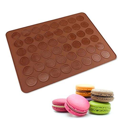 Inovey Honana Silicone Baking Macarons Mat Cake Cookie Chocolate Molds Mould Baking Tool - Auto Chocolate Mold