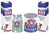 Ttc Bärenmarke Milchkanne, Dose, Tüte