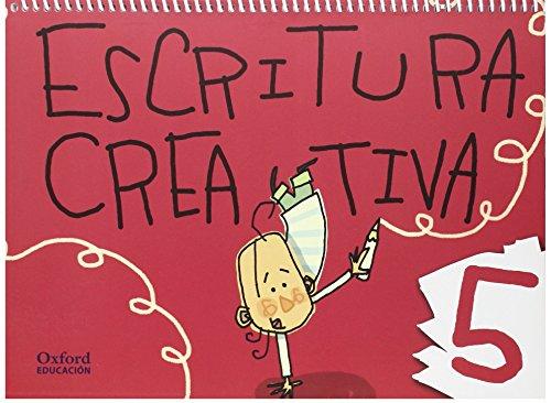 Anima Escritura Creativa. Infantil 5 Años (Animacion a la Escritura) - 9788467383140