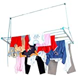 Best Laundry Racks - Skylift Ceiling Mounted Cloth Drying Laundry Hanger St Review
