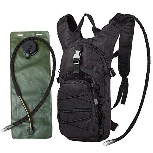 G4Free 3 Litre Hydration Pack / Zaino Esecuzione / Bicicletta con la vescica / tasche