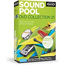 Magix Soundpool DVD Collection 21 Editore Audio