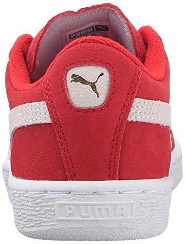 Puma Chaussures en Daim PRÉ-Scolaire Rouge/Blanc