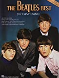 THE BEATLES BEST FOR EASY PIANO PF BK