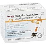 BEURER GL44/GL50 Teststreifen 50 St Teststreifen