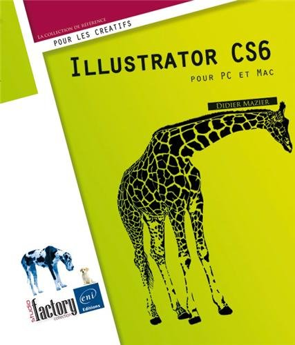 Illustrator CS6 - pour PC/Mac