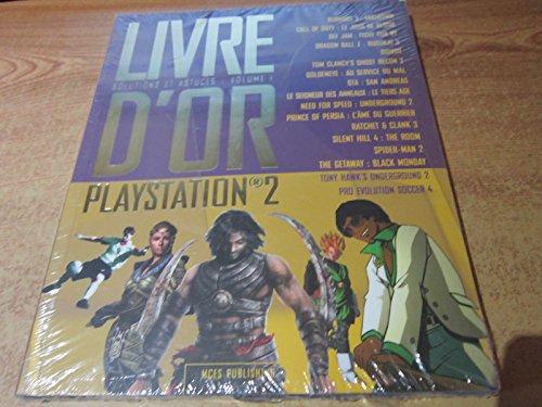Le Livre d'Or (solution multi-produits PS2)