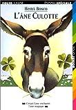 L'âne Culotte - Gallimard Jeunesse - 13/04/1999