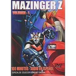 Mazinger Z [Reino Unido] [DVD]