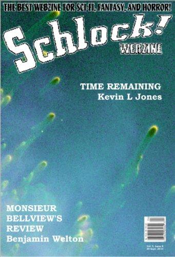 Schlock! Webzine Vol 5 Iss 8
