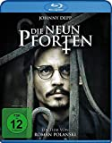 Die neun Pforten [Blu-ray] -