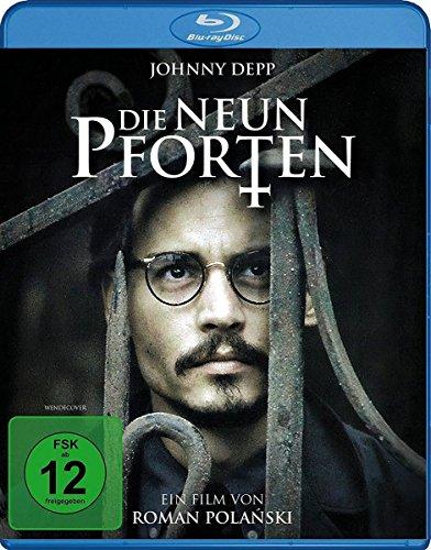 Bild von Die neun Pforten [Blu-ray]