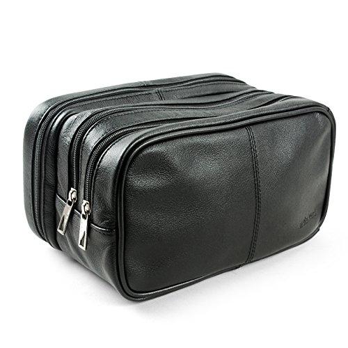 lavievert-genuine-leather-toiletry-bag-grooming-shaving-accessory-dopp-kit-portable-travel-organizer