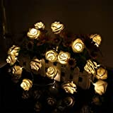 GEREE String Lights, 20 LED batteri...
