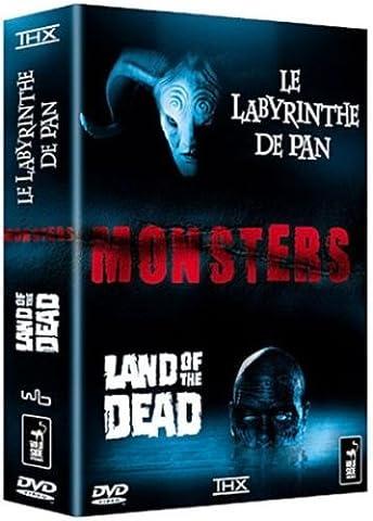 Coffret Monsters (Le Labyrinthe de Pan / Land Of The Dead)