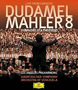 Mahler 8, Symphony Of A Thousand [Blu-ray]