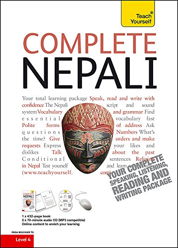Complete Nepali Beginner to Intermediate Course: (Book and audio support) (Ty Complete Courses)