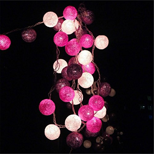 hitop-rosa-lila-mischen-rattan-kugel-led-lichterkette-35-stuck