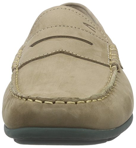 Camel Active Cruise 12, Mocassins homme Beige - Beige sable