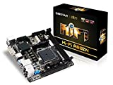 Biostar HiFi A88ZN - Placa base (FM2+/FM2, AMD A88x, Mini ITX, 4 x SATA, DDR3), color negro