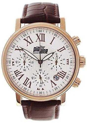 Pit Lane Reloj con movimiento Miyota Man PL-1004-4 42 mm