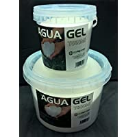NOVINGRECONS Agua Gel - Formato Jardin/Huerto. Retenedor Agua Multiples Ciclos Uso. Cubo 3Kg.