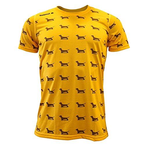 Luanvi Edición Limitada Camiseta técnica teckel