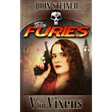 V for Vixens (The Furies Book 1)