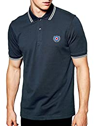 Mod Target Top Quality Embroidered Polo Shirt - Polo para Hombre.