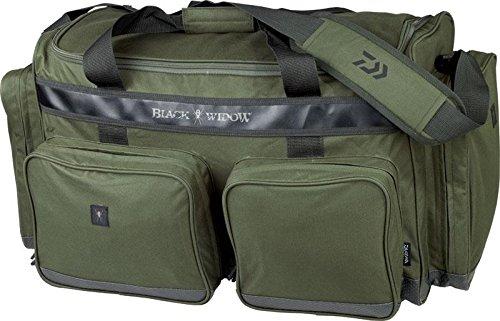 Daiwa carryall black widow, colore: green, taglia 76x 40x 42cm