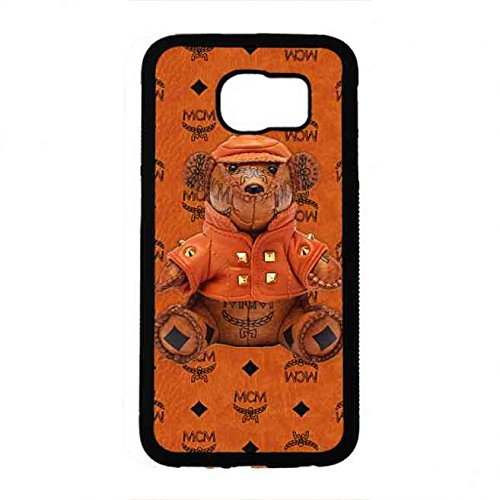 brown-toy-bear-serizes-logo-mcm-case-protective-case-for-samsung-s4-samsung-galaxy-s4-case-tpu-mobil