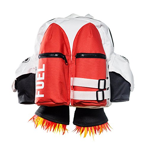 sack (Kinder), 45 cm, Rot-Weiss ()