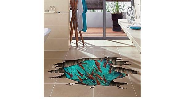 Fußboden Aus Papier ~ Saejj 3d solide wandaufkleber aufkleber boden kreative schlafzimmer