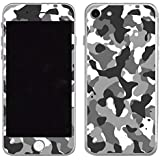 "Disagu Design Skin für Apple iPhone 7 Design Folie - Motiv ""Camouflage Schwarz"""