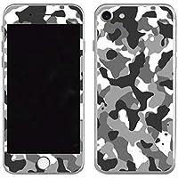 """Disagu Design Skin für Apple iPhone 7 Design Folie - Motiv """"Camouflage Schwarz"""""""