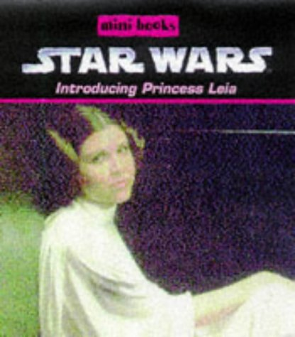 Introducing Princess Leia.