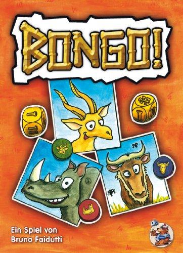 Asmodee HE012 - Bongo - Das Würfelspiel