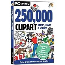 Gsp 250,000 Clipart Images & Fonts (PC)