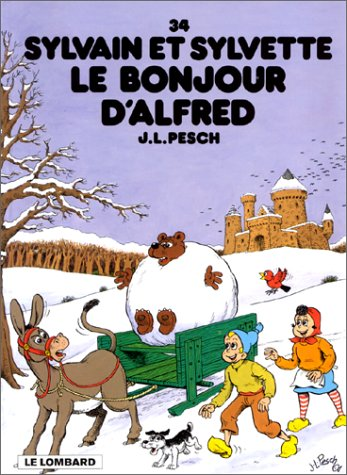 sylvain-et-sylvette-tome-34-le-bonjour-d-39-alfred