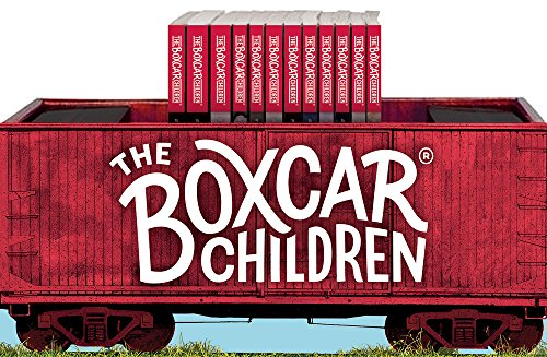 The Boxcar Children Bookshelf (Books #1-12) (Boxcar Children Mysteries)