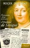 Naissance d'un écrivain. Madame de Sévigné
