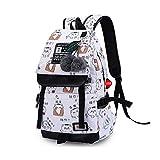 KHDJH Kinderrucksack rucksäcke für Kinder schule taschen für Teenager Rucksack Kind Tasche Kinder Laptop Rucksack R V