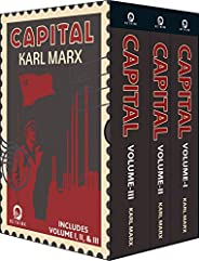 Capital (Vol I, II & III - Set of 3 Bo