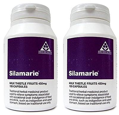 (2 Pack) - Bio Health - Silamarie 400mg | 120's | 2 PACK BUNDLE from BIO-HEALTH