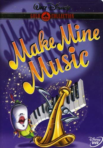 Make Mine Music (Disney Gold Classic Collection) [DVD] (2000) Nelson Eddy (japan import)