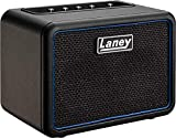 Laney MINI-BASS Series - Stereo Battery Powered Bass Amplifier Smartphone Interface - 6W